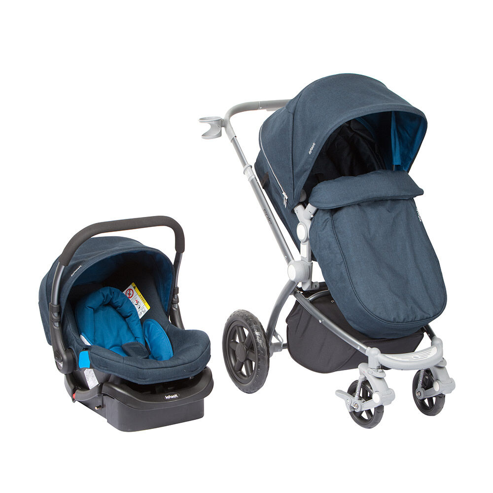Coche Travel System Infanti Epic 4G Midnight image number 0.0