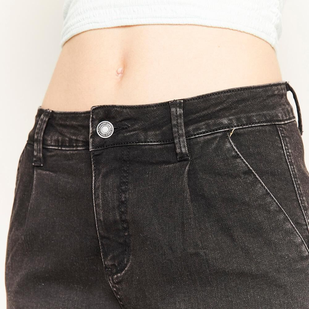 Jeans Tiro Alto Slouchy Mujer Freedom image number 3.0