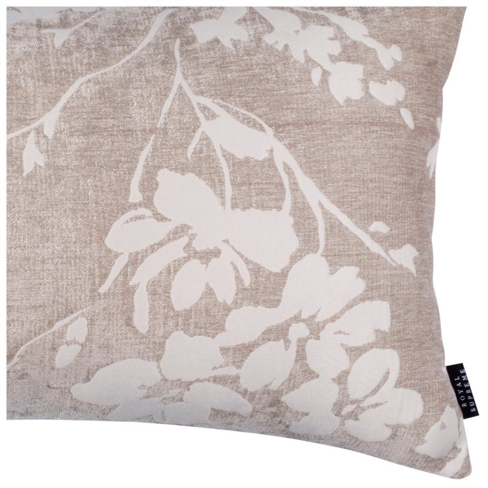 Cojin Royal Supreme Jacquard Sand Flower image number 3.0