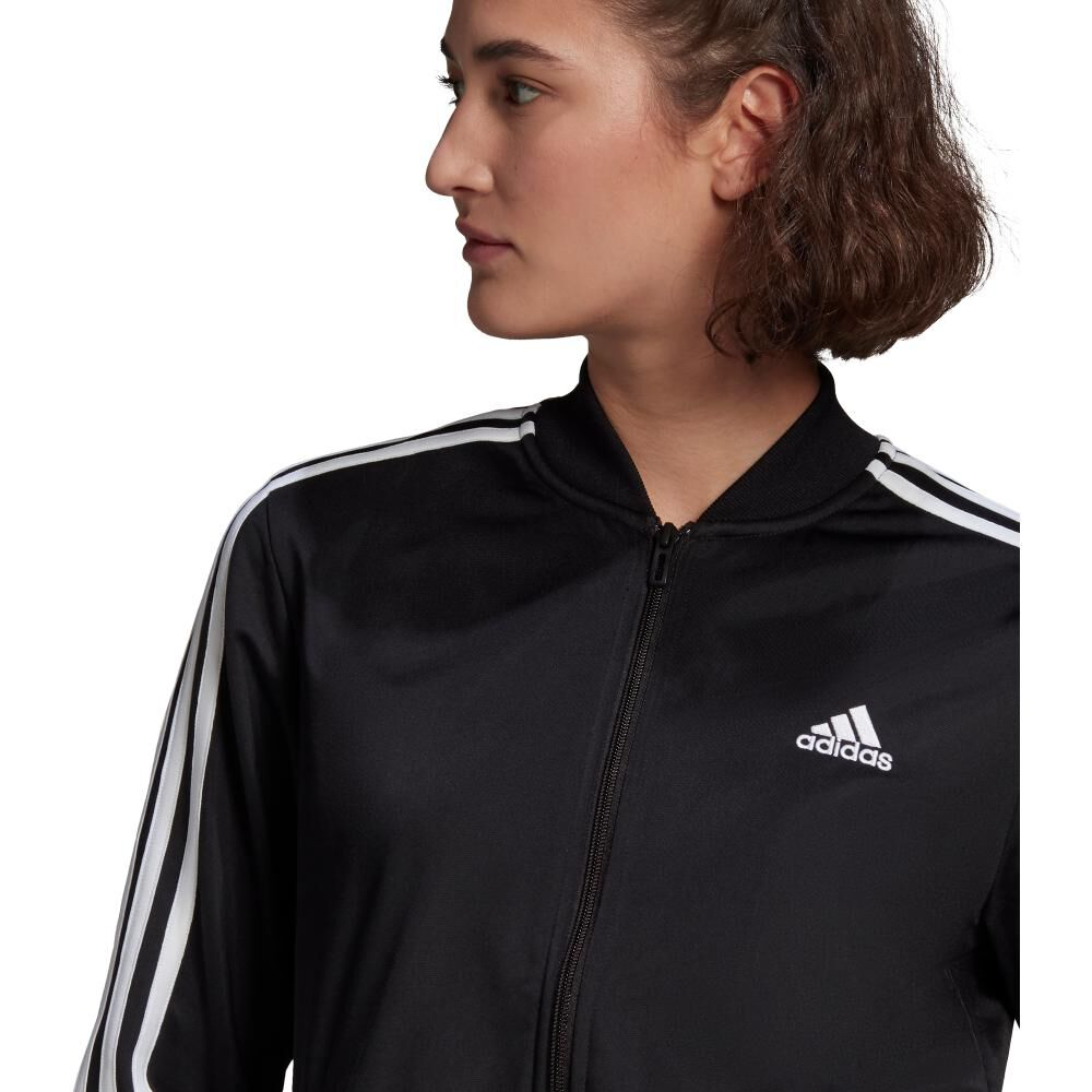 Buzo Mujer Adidas Essentials Tracksuit image number 2.0