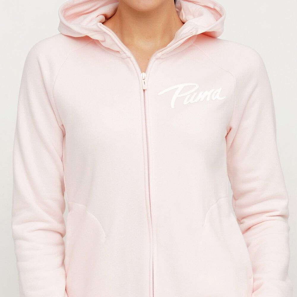 Chaqueta Deportiva Mujer Puma Athletics Hooded Jacket Tr image number 2.0