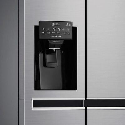 Refrigerador Lg No Frost, Side By Side Gs65spp1 601 Litros, Más De 600 Litros