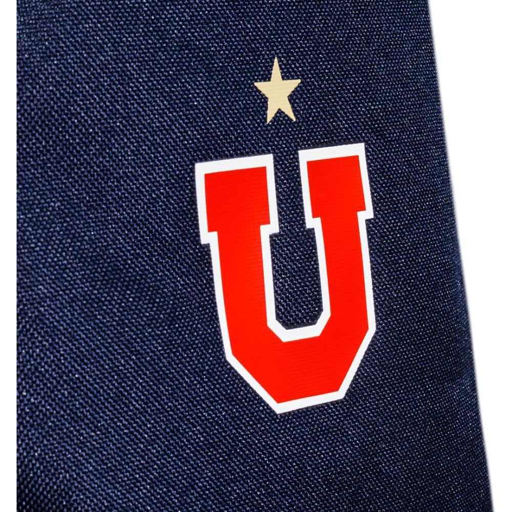 Bolso Unisex Adidas-uch Universidad De Chile Shoe Bag / 11.75 Litros image number 3.0