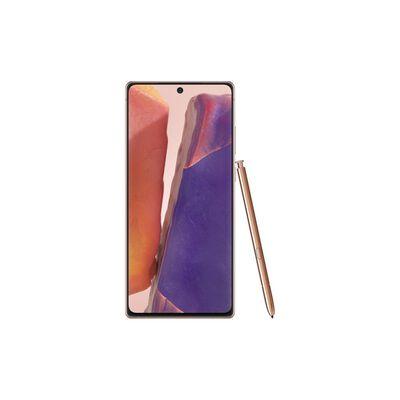 Smartphone Samsung Galaxy Note 20 Mystic Bronce / 256 Gb / Liberado