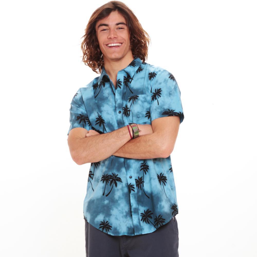 Camisa Hombre Maui Azulino image number 0.0