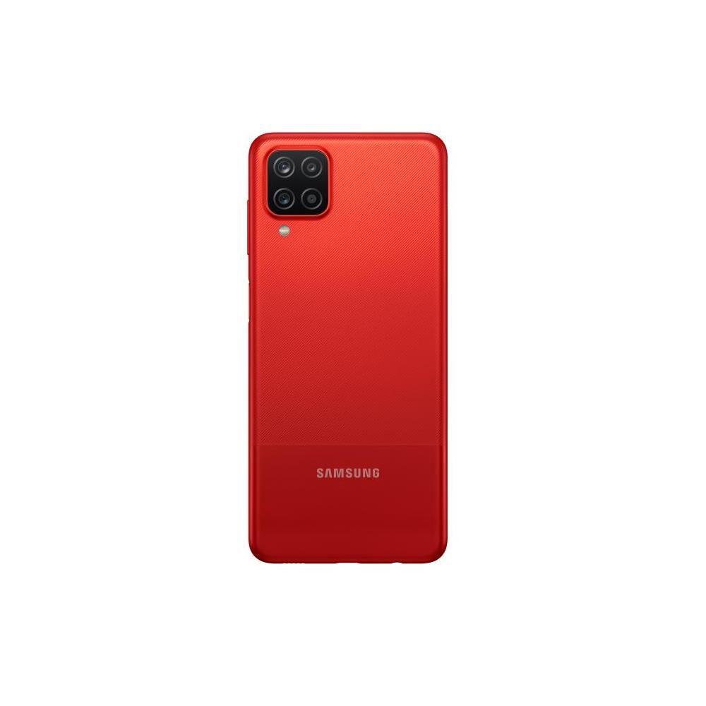 Smartphone Samsung Galaxy A12 Rojo 128 GB / Liberado image number 2.0