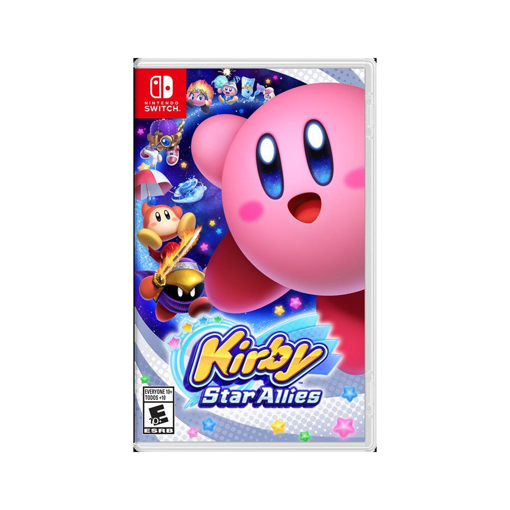 Juego Nsw Kirby Star Allies image number 0.0