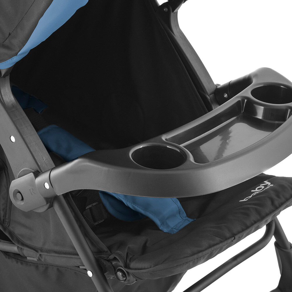 Coche Travel System Baby Way Bw-413B18 image number 6.0