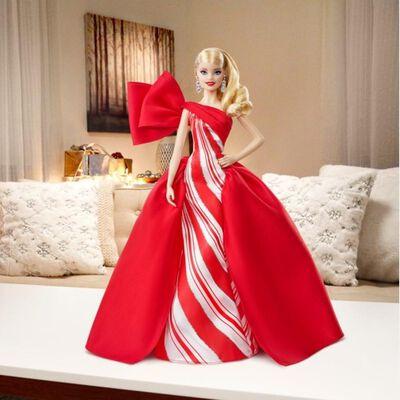 Muñeca Barbie Aniversario De Colección