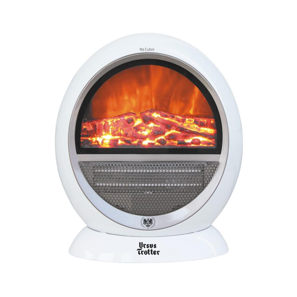 Calefactor Electrico Ursus Trotter Fire-1500W image number 0.0