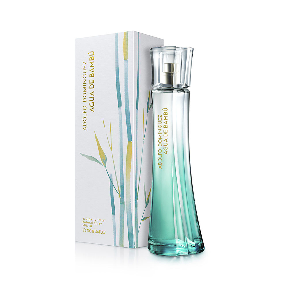 Agua De Bambú Woman Edt 100Ml image number 0.0