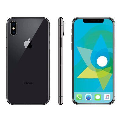 Smartphone Apple Iphone X Reacondicionado Gris 64 Gb / Liberado
