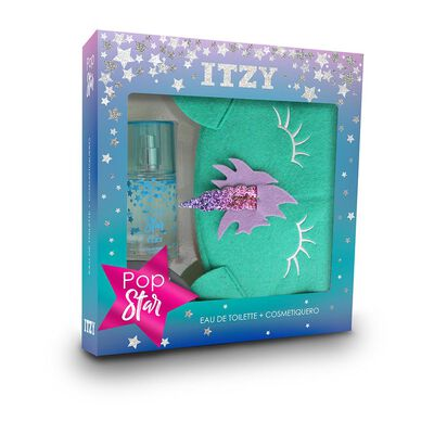 Pop Star Itzy / 50 Ml / Eau De Toilette + Cosmetiquero