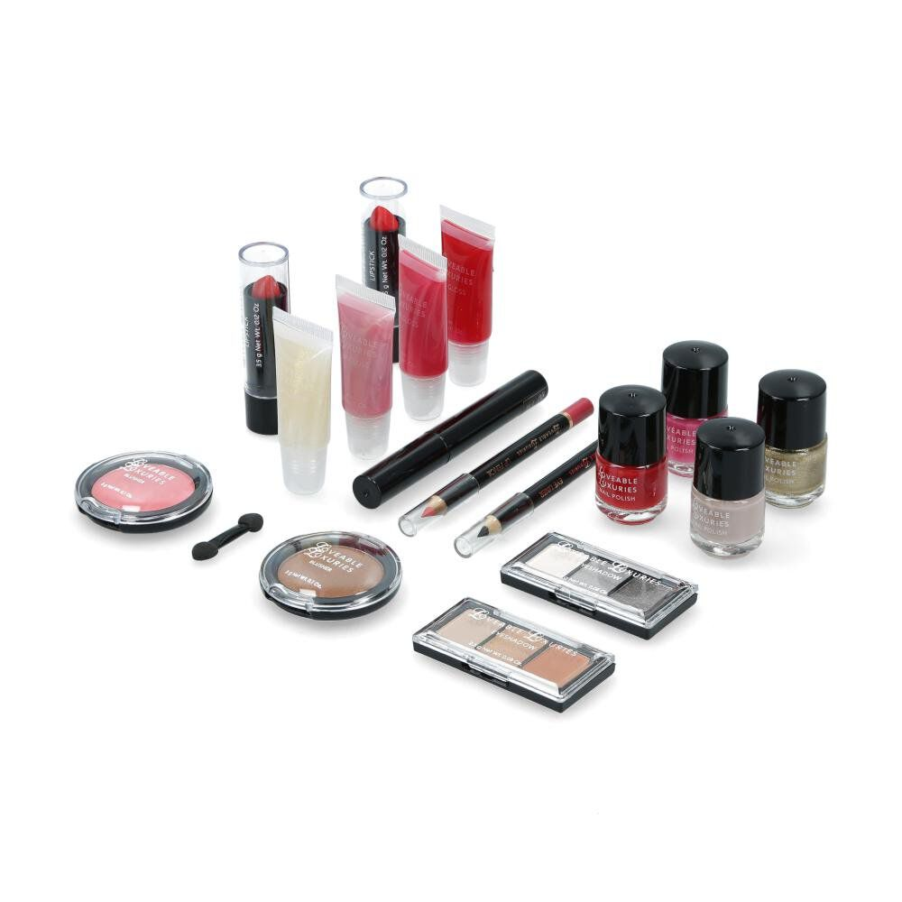 Set De Maquillaje Loveable Luxuries image number 2.0