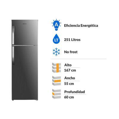 Refrigerador Top Frezzer Winia TMF FRT-270 / No Frost / 251 Litros