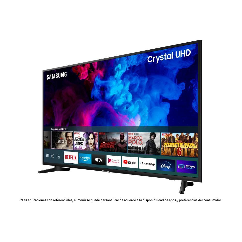 """Led Samsung TU7090 / 43"""" / Crystal Ultra Hd 4K /Smart Tv image number 1.0"""