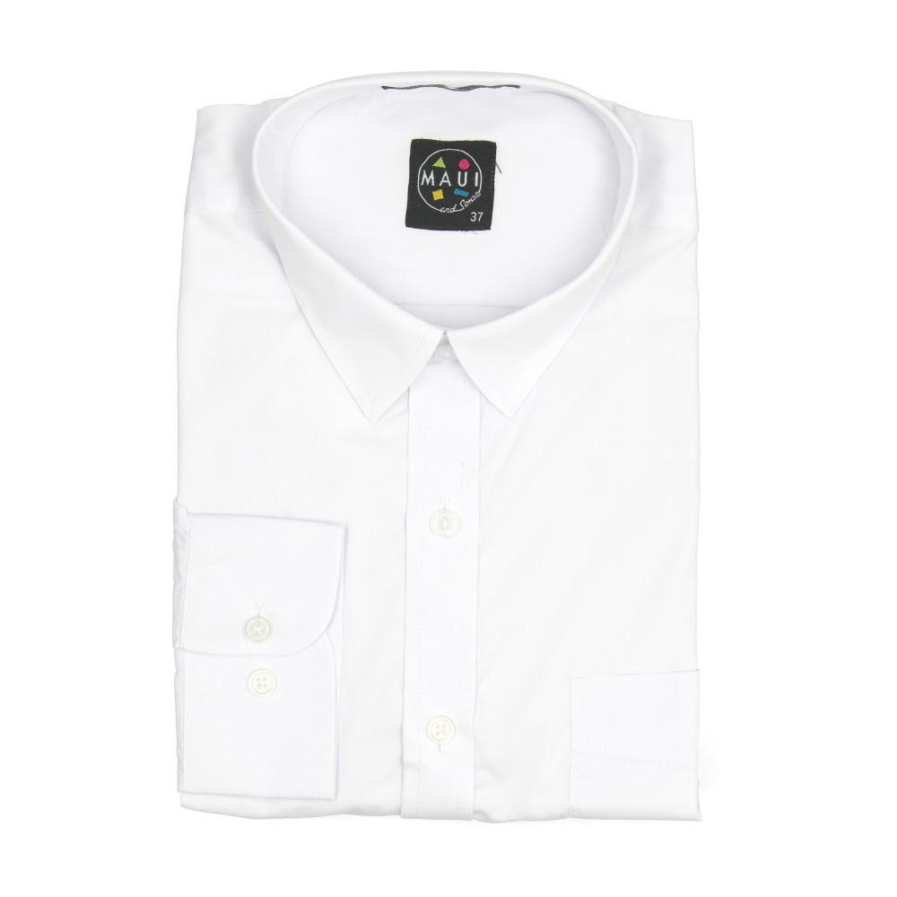 Camisa Escolar Unisex Maui image number 0.0