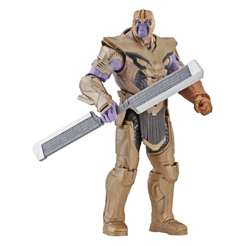 Figura De Acción Avenger Thanos image number 6.0