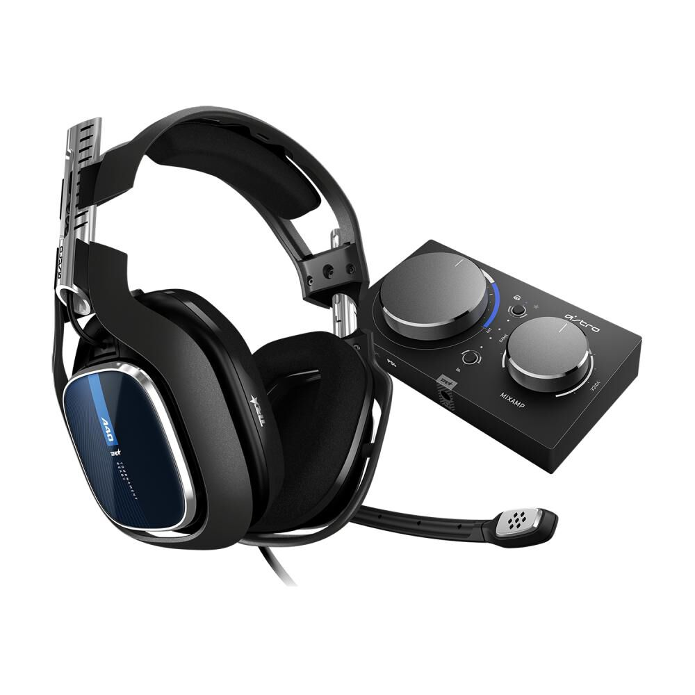 Audífonos Gamer Astro Aud+mixamp Gam Pro Tr Ps4&pc A40tr image number 0.0