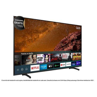 """Qled Samsung Qn50q60aa / 50"""" / Ultra Hd / 4k / Smart Tv"""