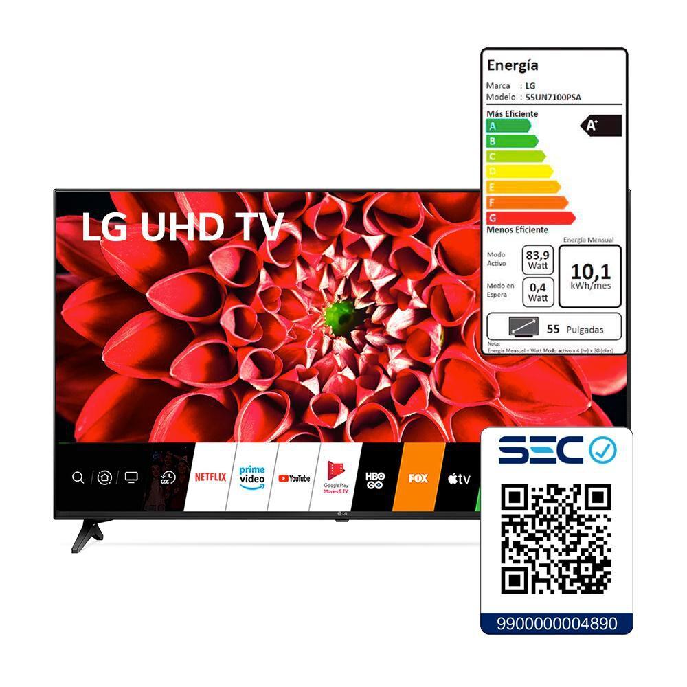 Led LG 55UN7100PSA / 55'' / Ultra HD 4K / Smart Tv image number 6.0