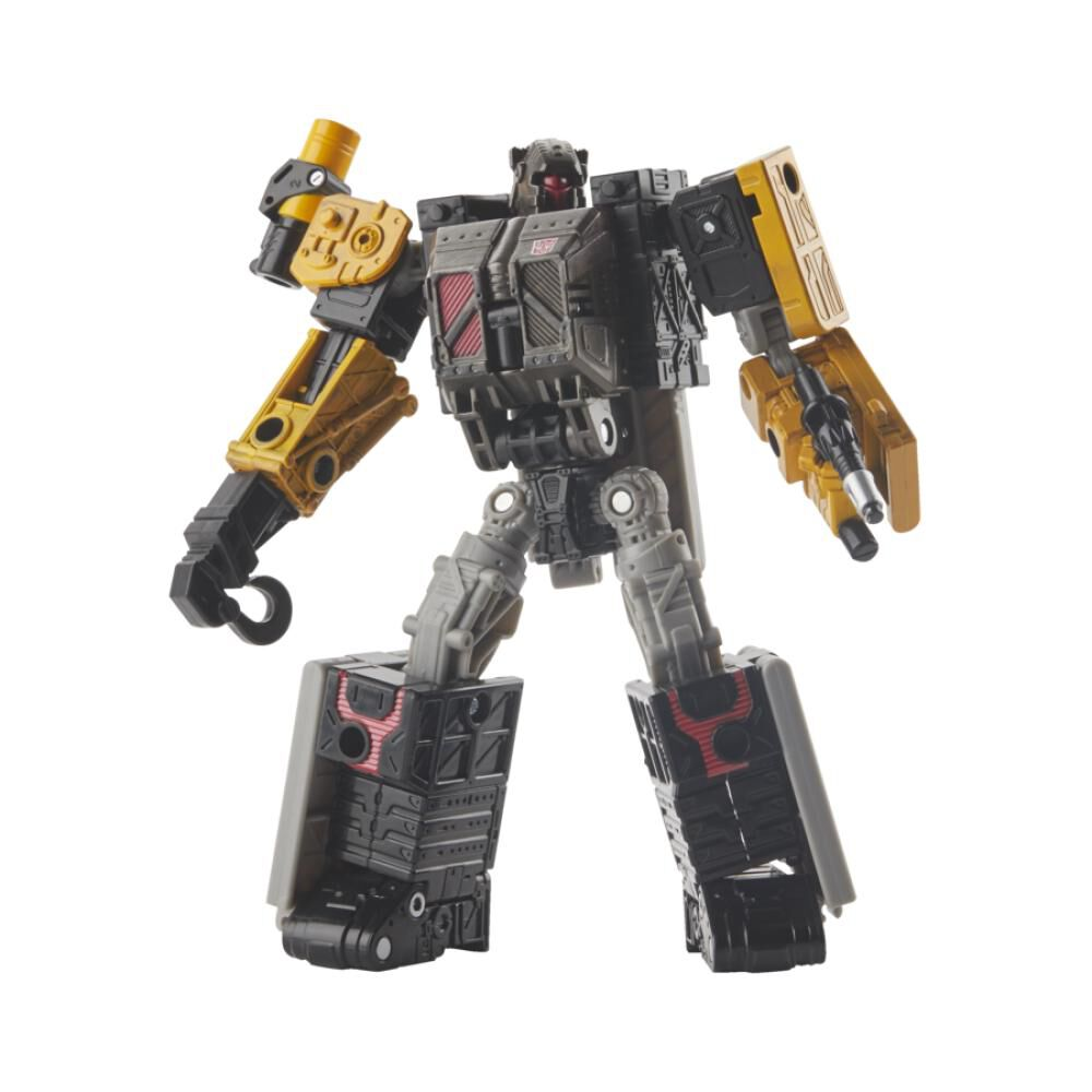 Figura De Accion Transformers Gen Wfc E Deluxe Ironworks image number 2.0