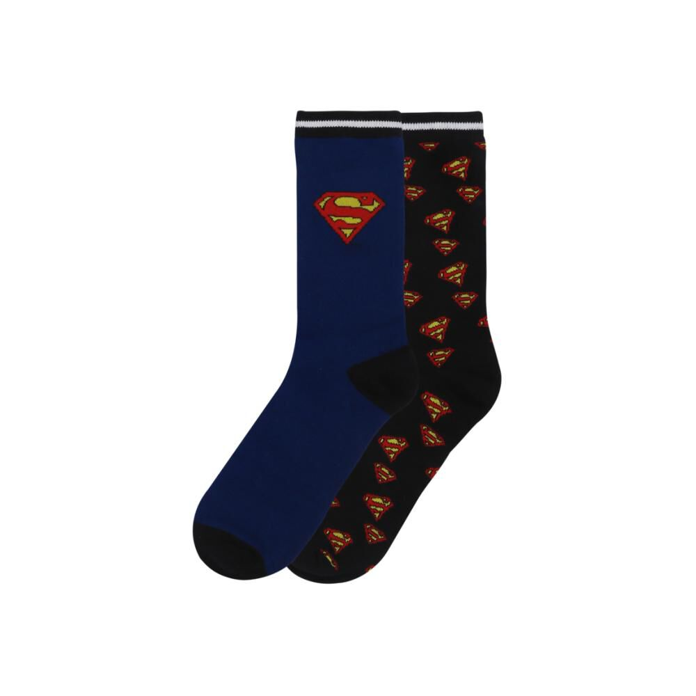 Calcetines Hombre Dc Comic / Pack image number 0.0