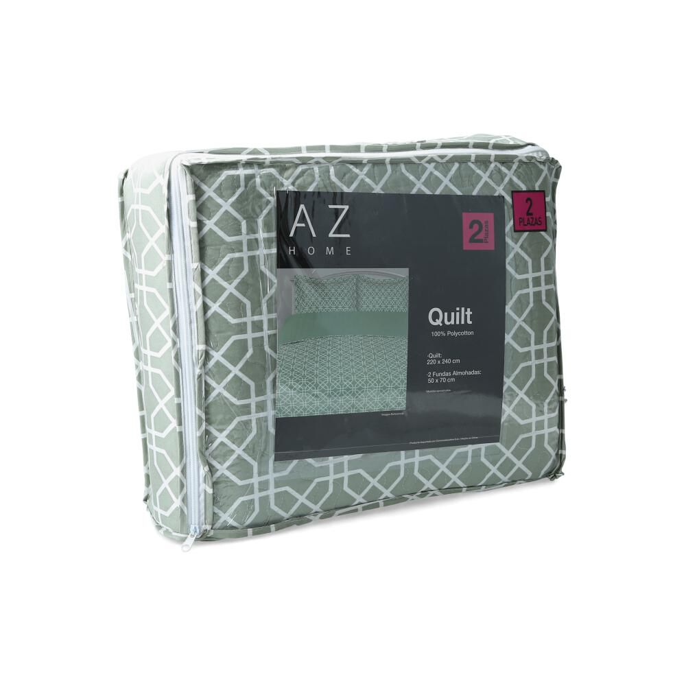 Quilt Azhome / 2 Plazas image number 3.0