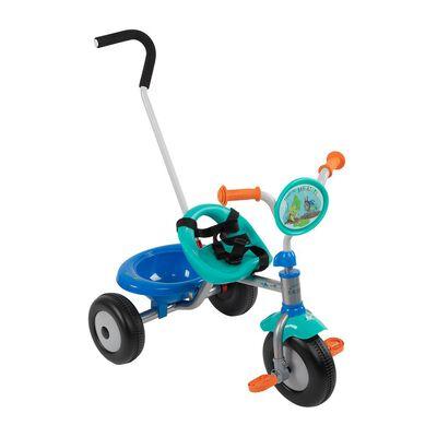 Correpasillos Universal Triciclo C/Cinturon Guia Y Canasto Shrek