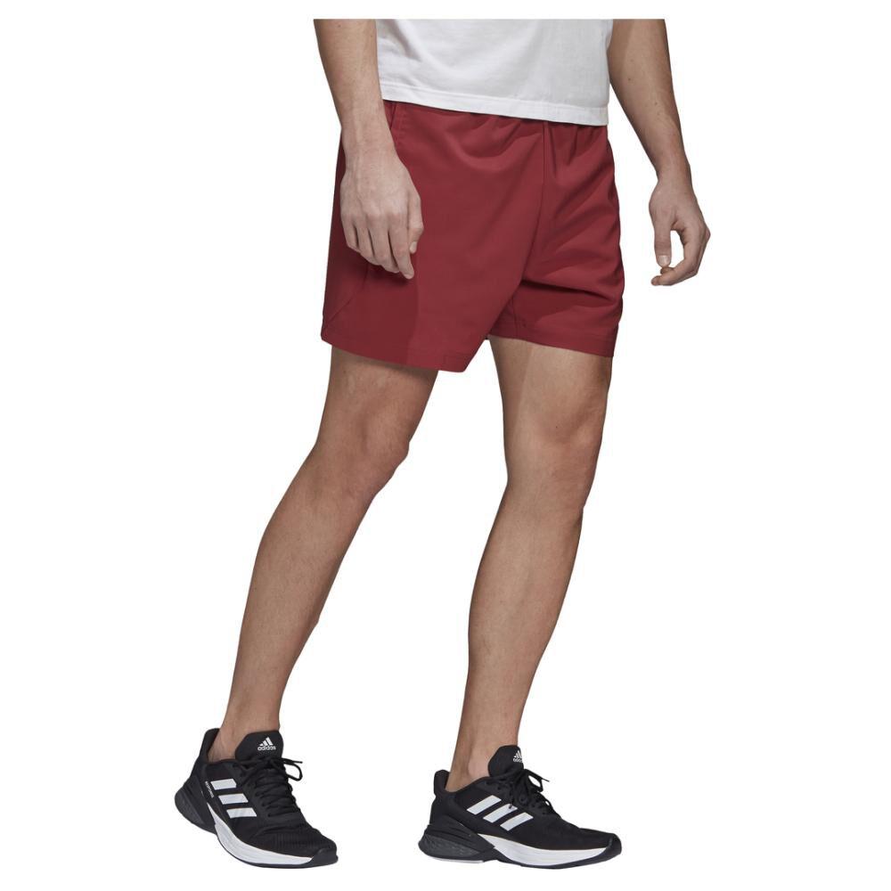 Short Deportivo Hombre Adidas Essentials Plain Chelsea image number 2.0