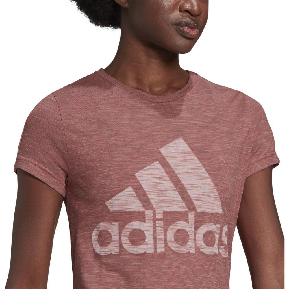 Polera Mujer Adidas Must Haves Winners image number 3.0