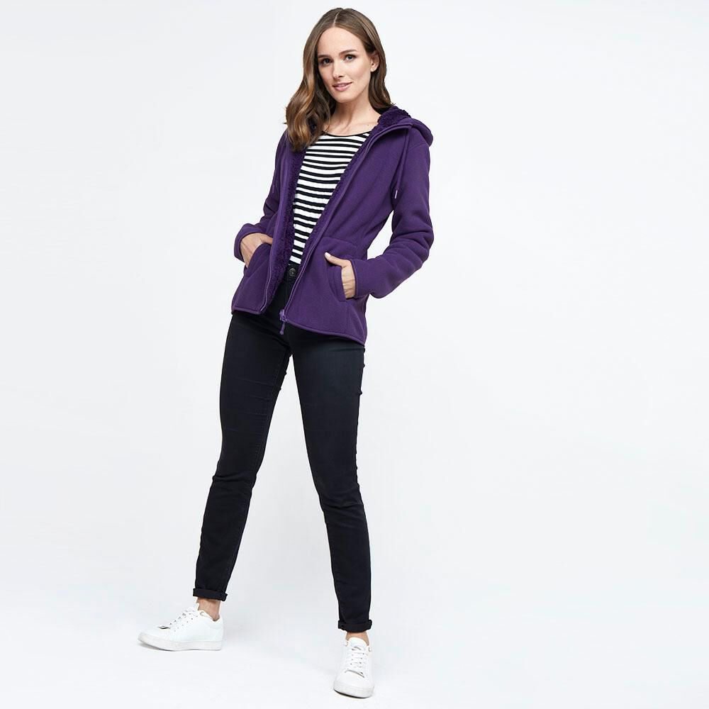 Chaqueta Reversible Mujer Geeps image number 1.0