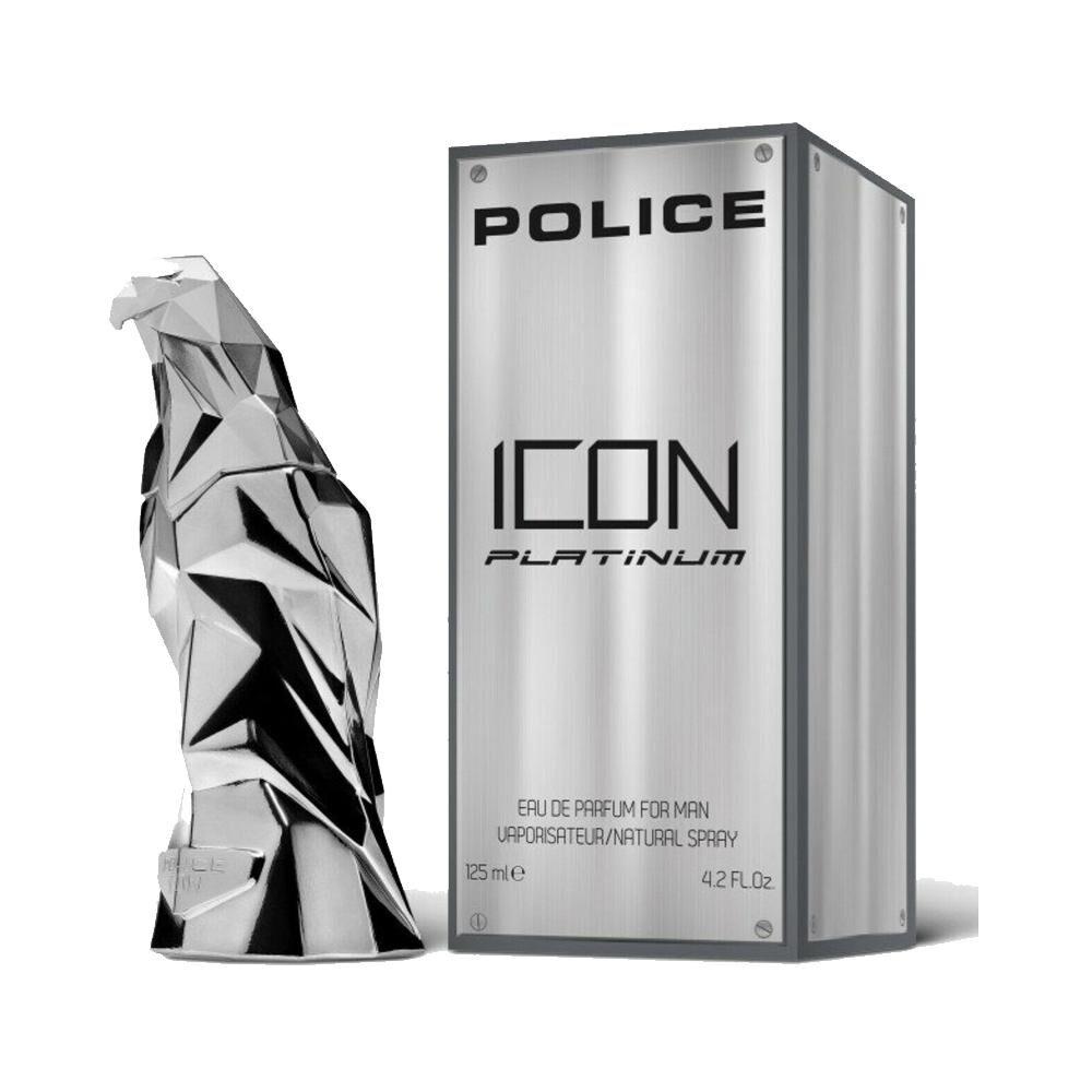 Perfume Icon Platinum Police / 125 Ml / Edp image number 1.0