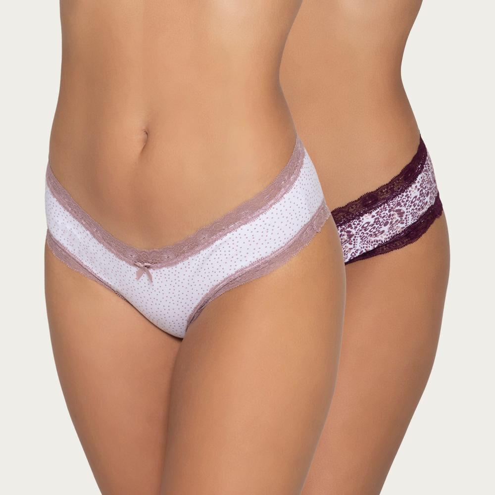 Pack Calzón Bikini Bikini Mujer Palmers / 2 Unidades image number 0.0