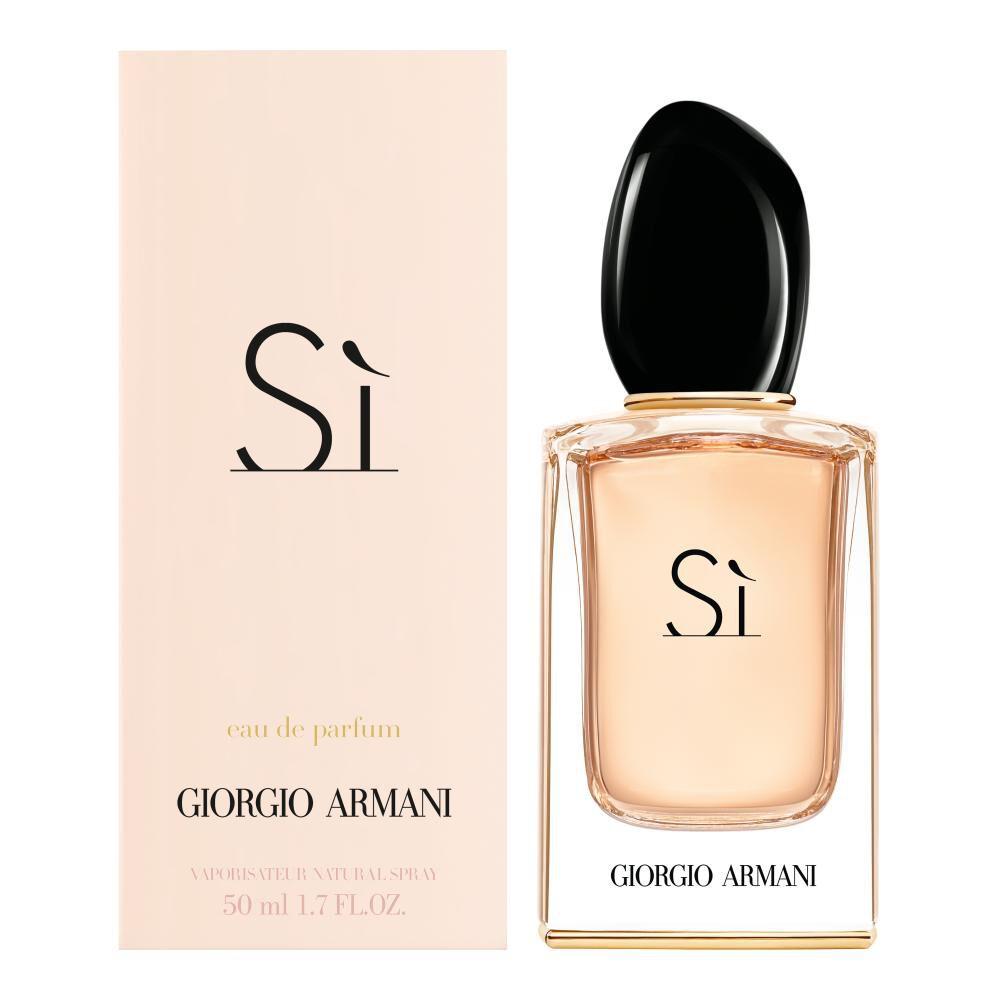 Perfume Giorgio Armani  Si / 50Ml /Edp image number 0.0