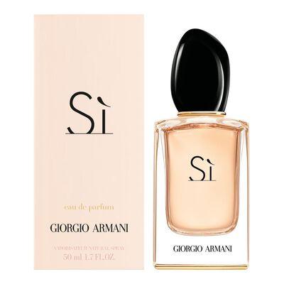 Perfume Giorgio Armani  Si / 50Ml /Edp