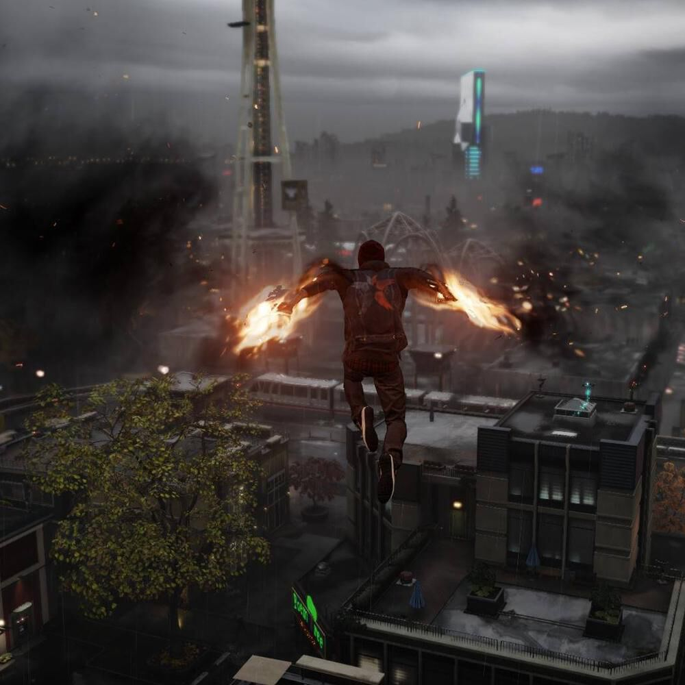 Juego Ps4 Infamous Second Son image number 1.0