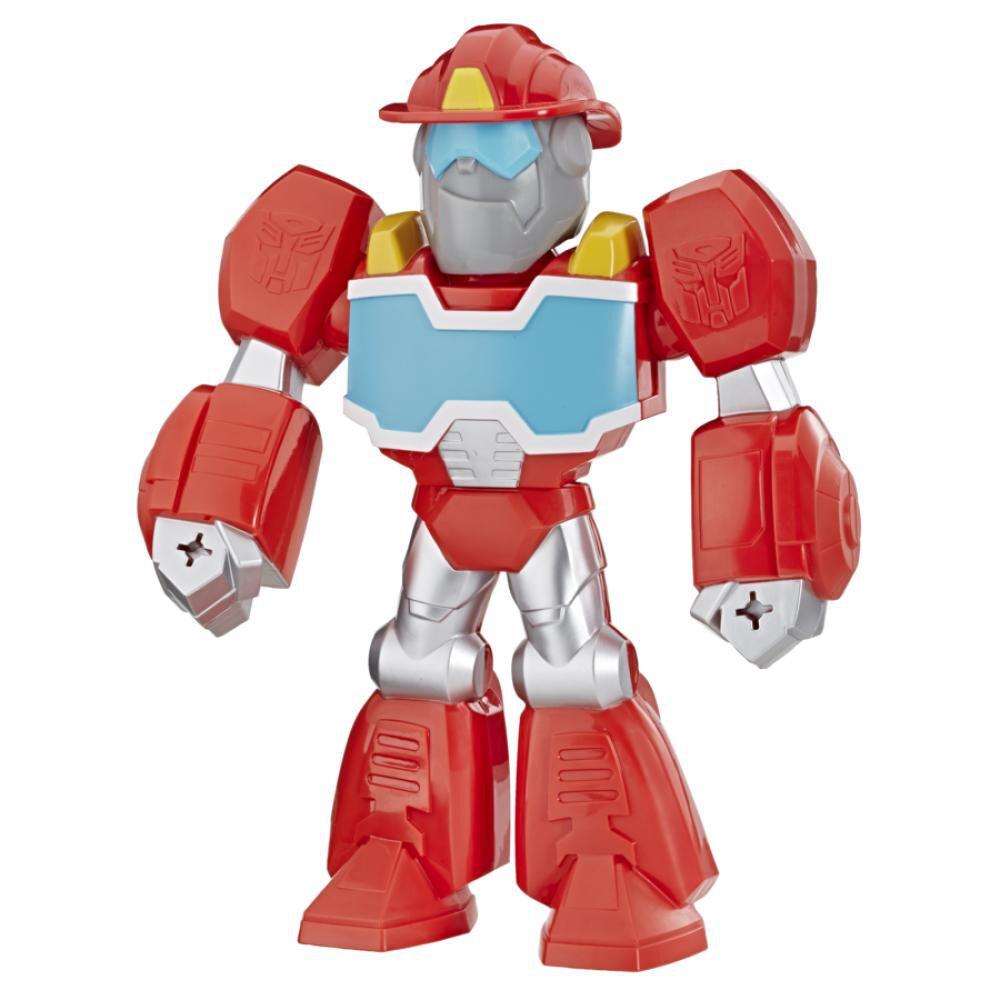 Figura De Accion Transformers Rbt Mega Heatwave image number 3.0