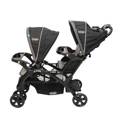 Coche Doble Bebeglo Rs-13225-4