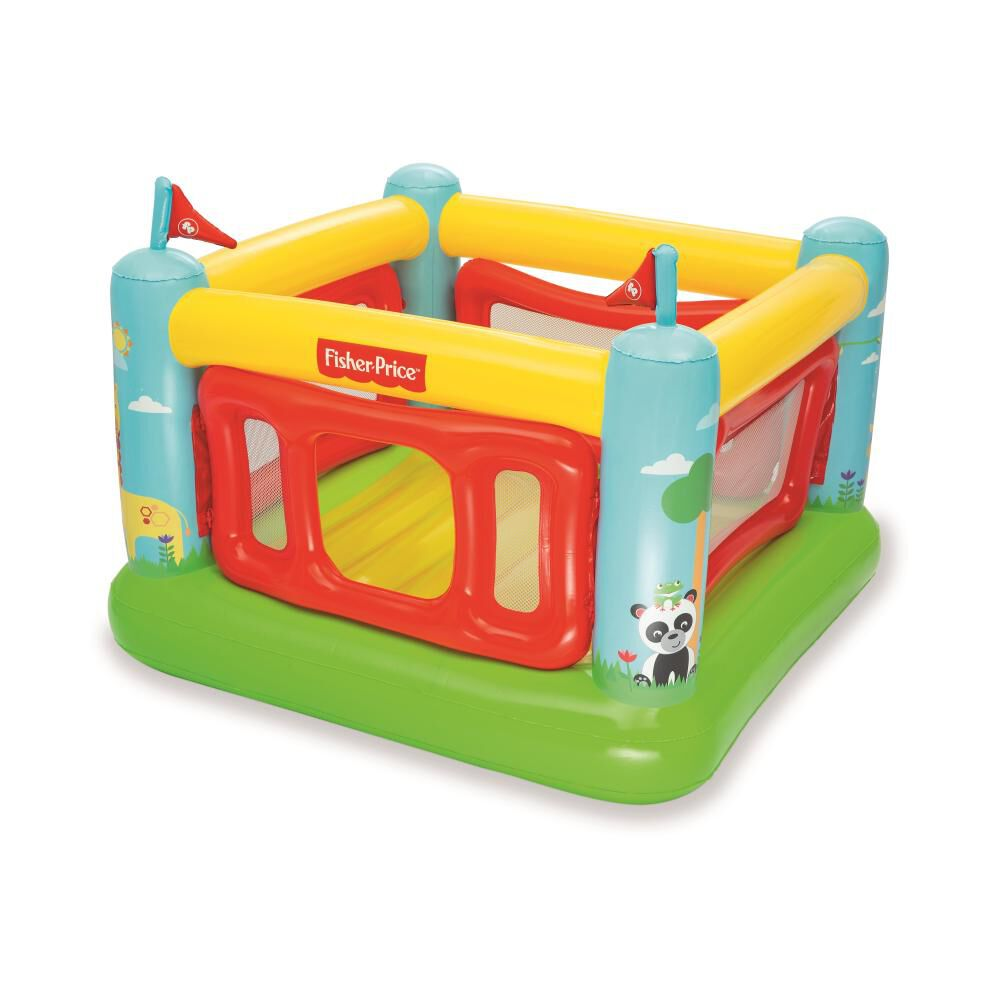 Castillo Inflable Fisher Price image number 1.0