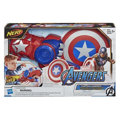 Juguete Interactivo Avenger Role Play Captain America