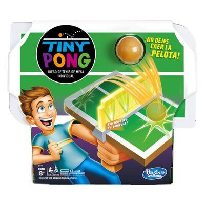 Juegos Familiares Games Tiny Pong
