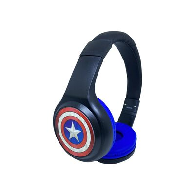 Audífonos Bluetooth Disney Capitán América