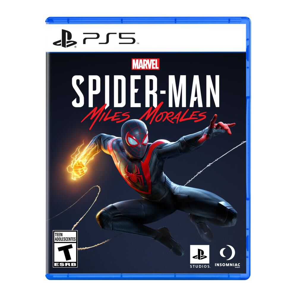 Juego Ps5 Spider-man Miles Morales image number 0.0