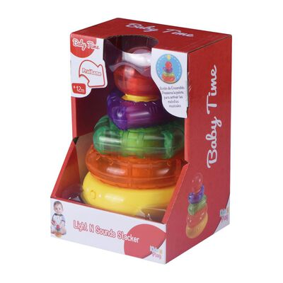 Juego Didáctico Hitoys Light And Sounds Stacker