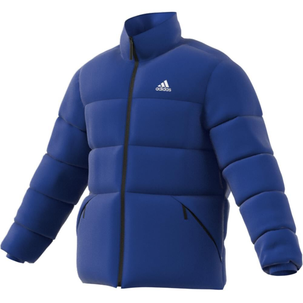 Chaqueta Deportiva Hombre Adidas Insulated Bsc 3 Bandas image number 3.0