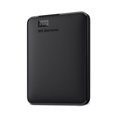 Disco Duro Externo Wd Elements / 4 TB