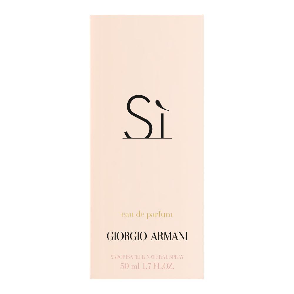 Perfume Giorgio Armani  Si / 50Ml /Edp image number 2.0