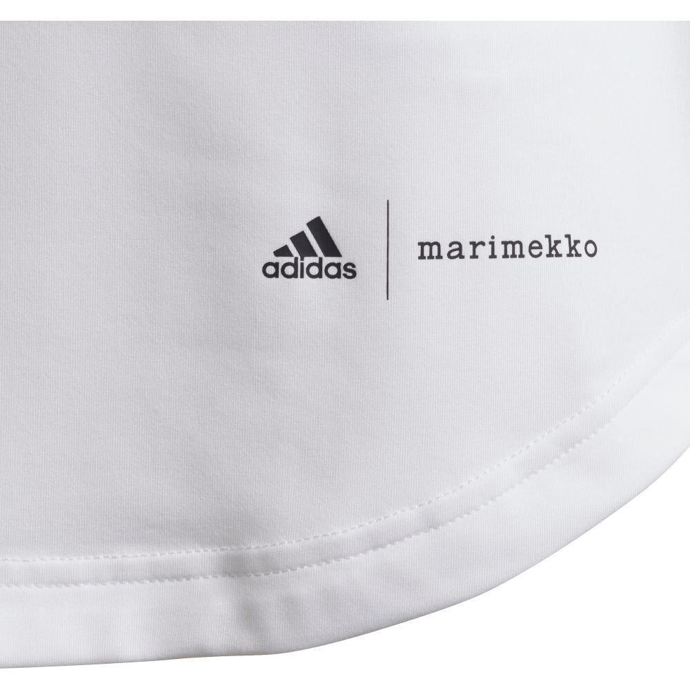 Polera Unisex Adidas Marimekko Graphic T-shirt image number 3.0