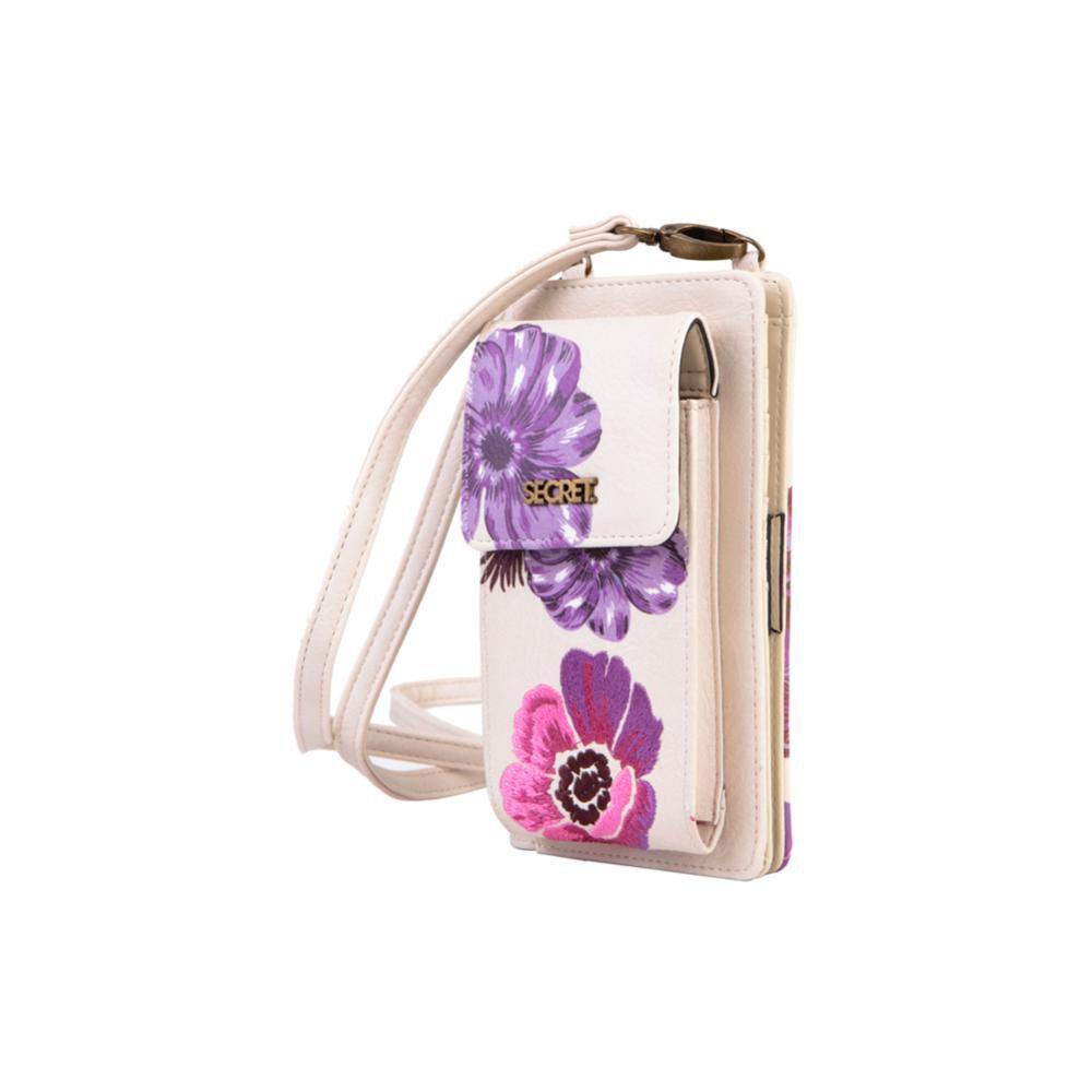 Porta Celular Mujer Secret Toscana L920 image number 0.0